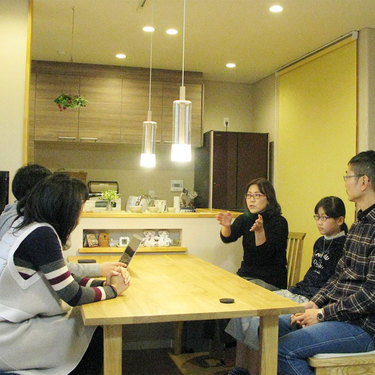 家族の暮らしとともに変わっていく完全二世帯住宅の家