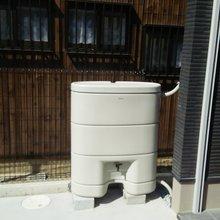 松山市:雨水タンクを補助金を利用して設置