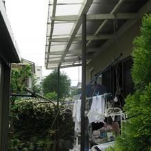 松山市:増築リフォームでサンルームを増築