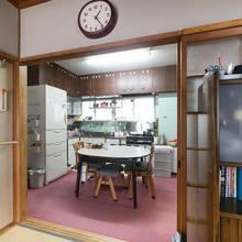 松山市:キッチンとリビングダイニングをリフォーム