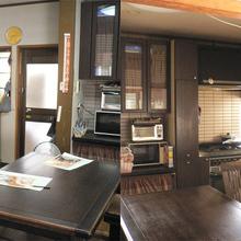 松山市:キッチンを対面のセパレートタイプにリフォーム