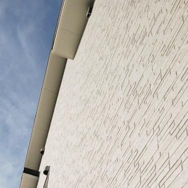 松山市:不具合が発生したサイディングの全面交換