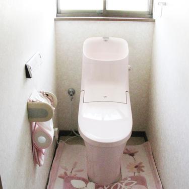 松山市:節水型のトイレにリフォーム